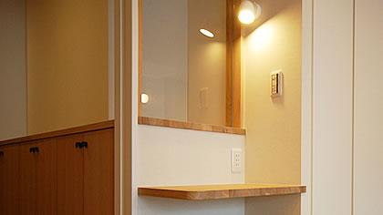 オーダー家具事例「大型収納関連」