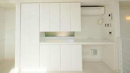 オーダー家具事例「キッチン関連」